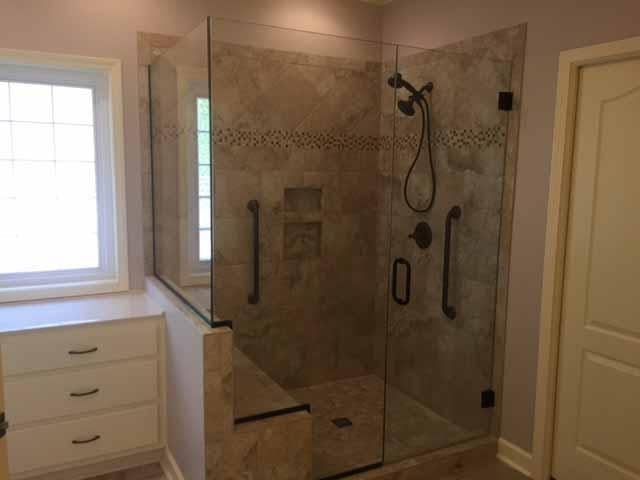 Bathroom redesign november 2017 hathcock roofing and remodeling trusted and recommended for Bathroom remodeling dothan al